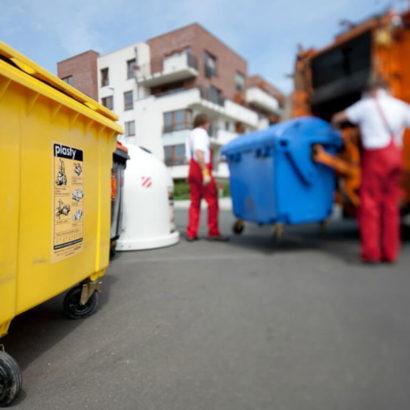 Zvýšení plateb za dotřídění odpadu pro materiálovou recyklaci