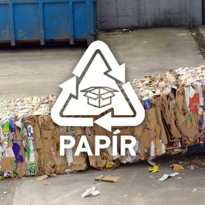 Vysvětlení finanční intervence EKO-KOM do využití papírového odpadu z obalů
