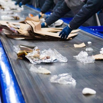 Systémová podpora zpracovatelů a recyklátorů obalových odpadů