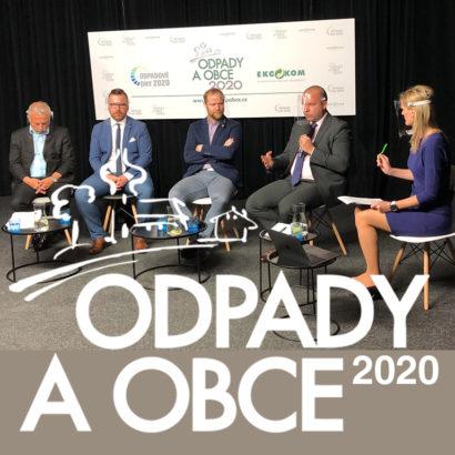 ODPADY A OBCE v on-line formátu