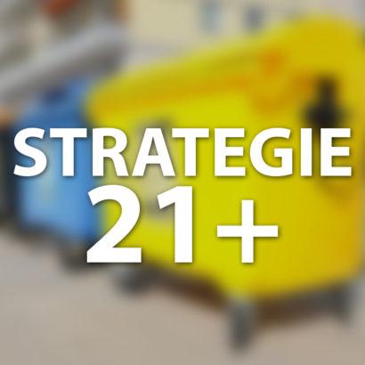 Odpadová strategie 21+
